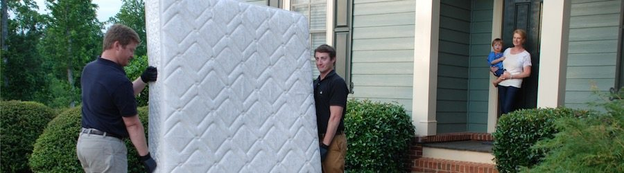 Mattress Removal & Disposal Services