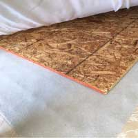 Replacing Mattress Plywood