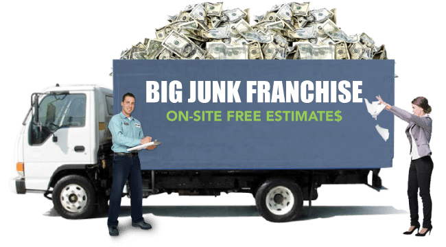 junk removal franchise