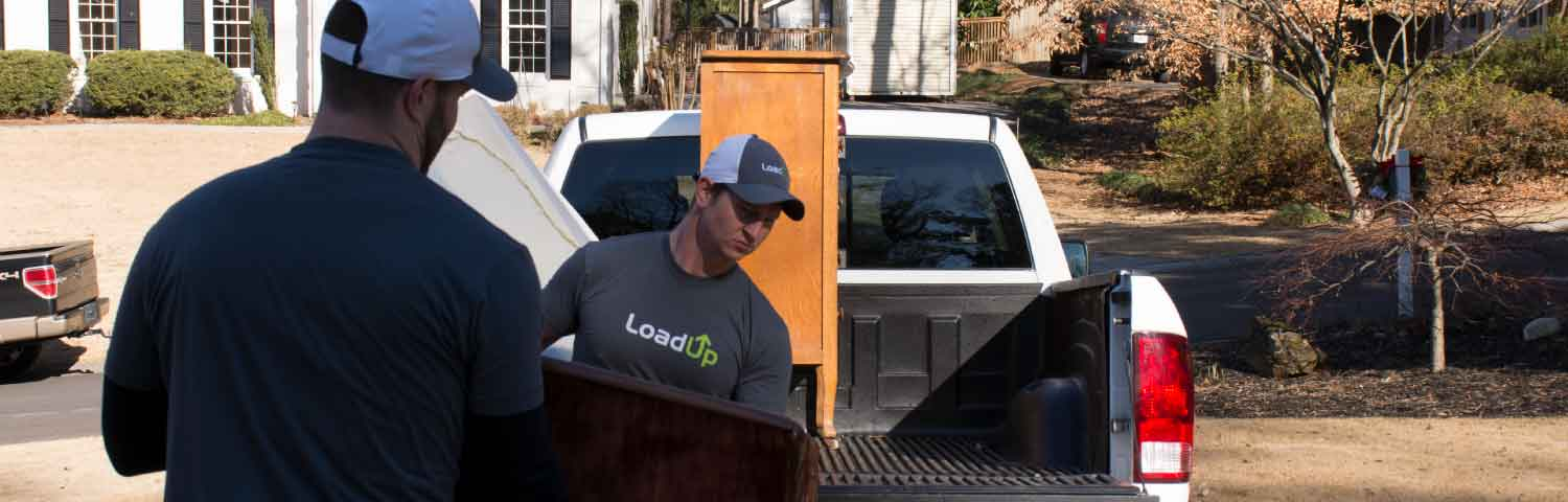 Furniture Removal in Raleigh NC