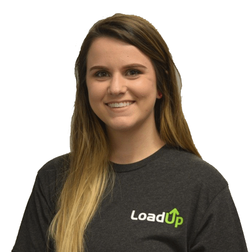 Caylin Puntasecca, CSR/Dispatch Representative, LoadUp Technologies