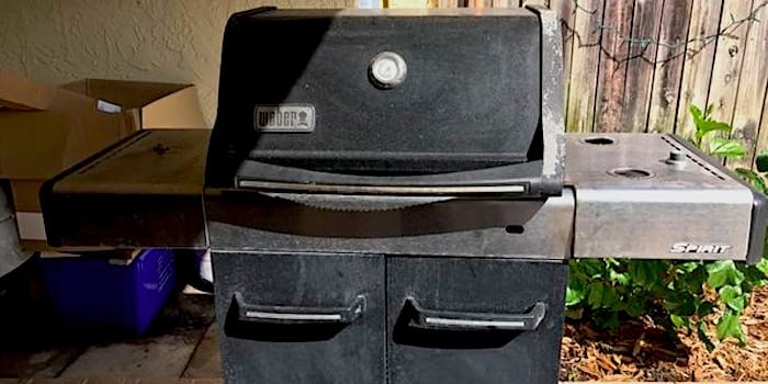 How to Dispose Recycle Old Gas Grill