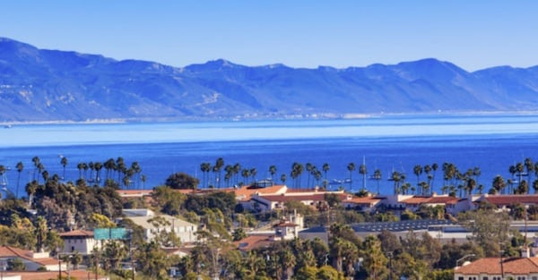 Santa Maria California