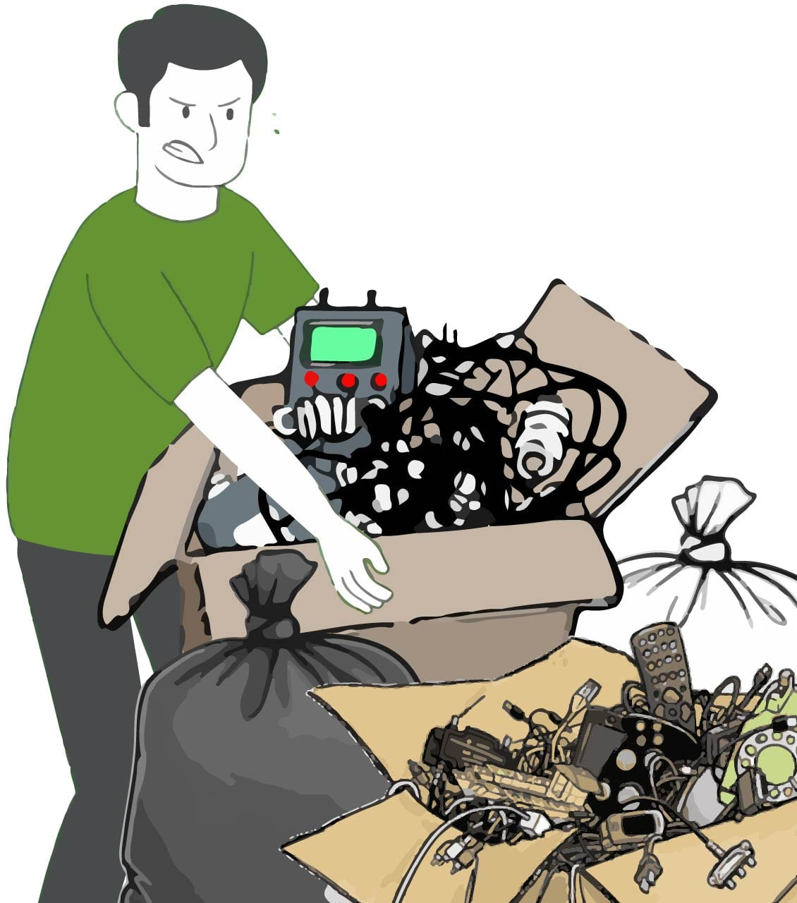 electronic disposal Dallas