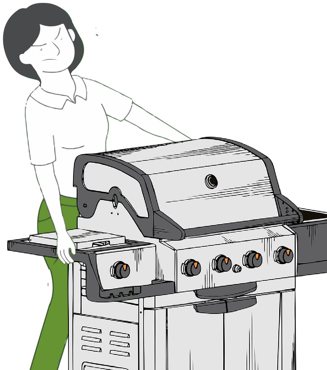 Old Grill Removal & Disposal