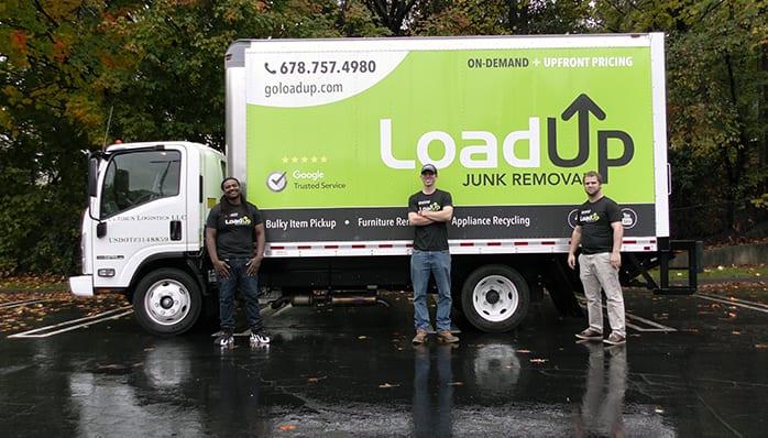 loadup brand truck