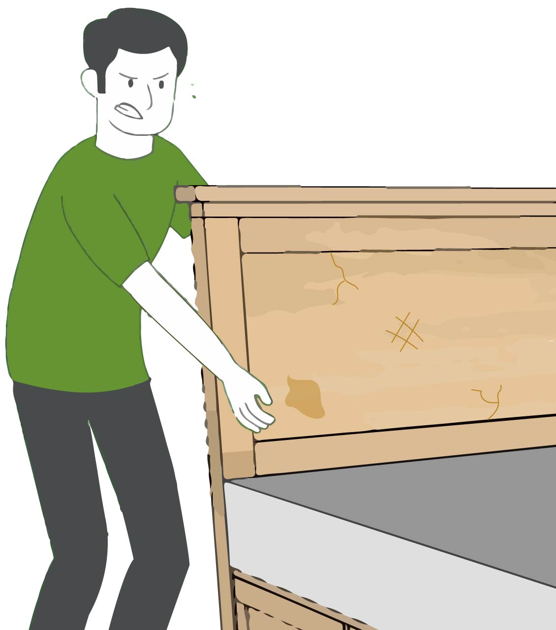 Stockton Bed Frame Removal & Disposal Services