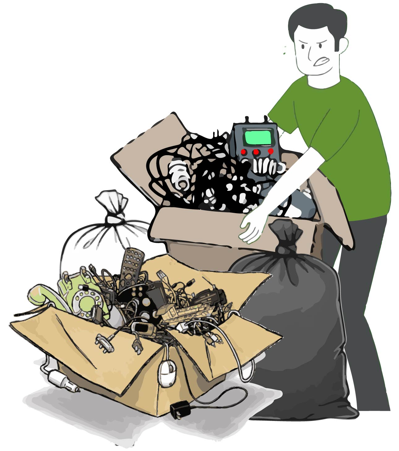 Junk Removal in Redlands, California