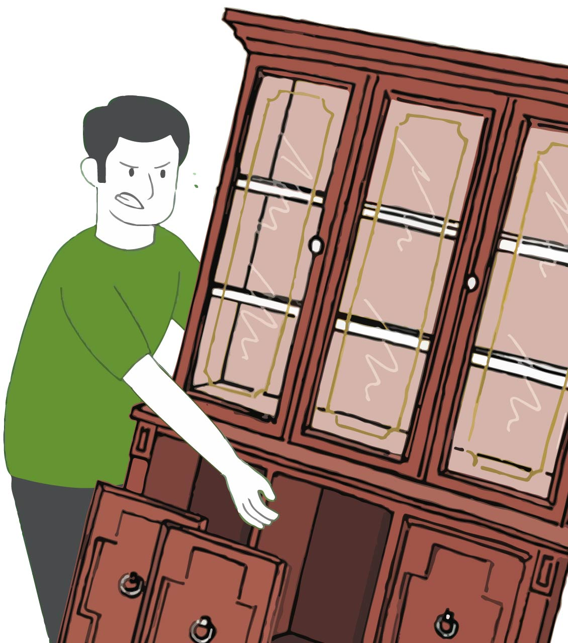 Cabinet Removal & Disposal Services