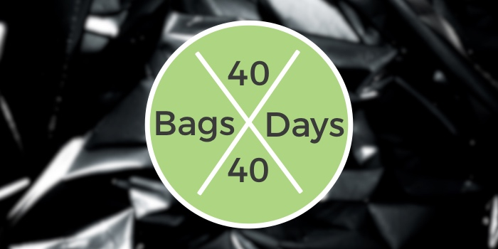 40 bags 40 days