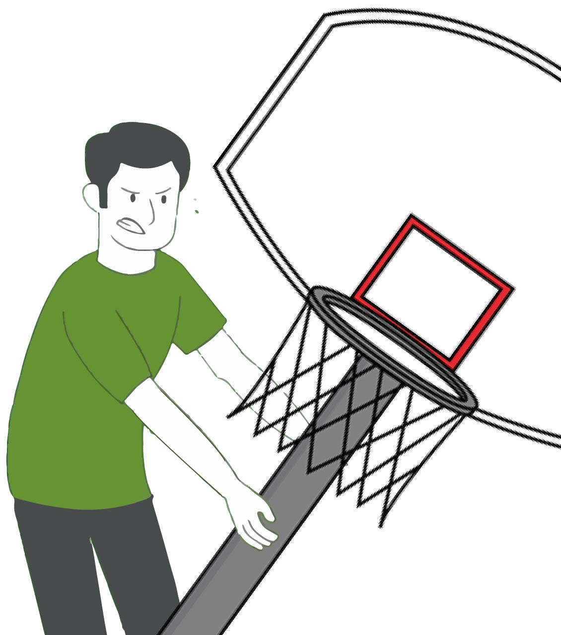 Basketball Goal Removal & Disposal Services
