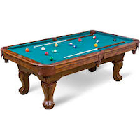 Pool table removal & disposal