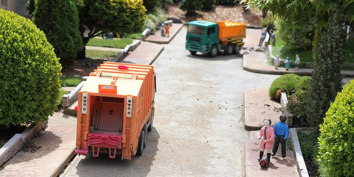find dependable rubbish removal