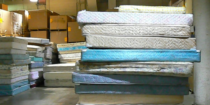 truth about mattress recycling