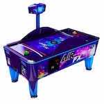 air hockey table removal