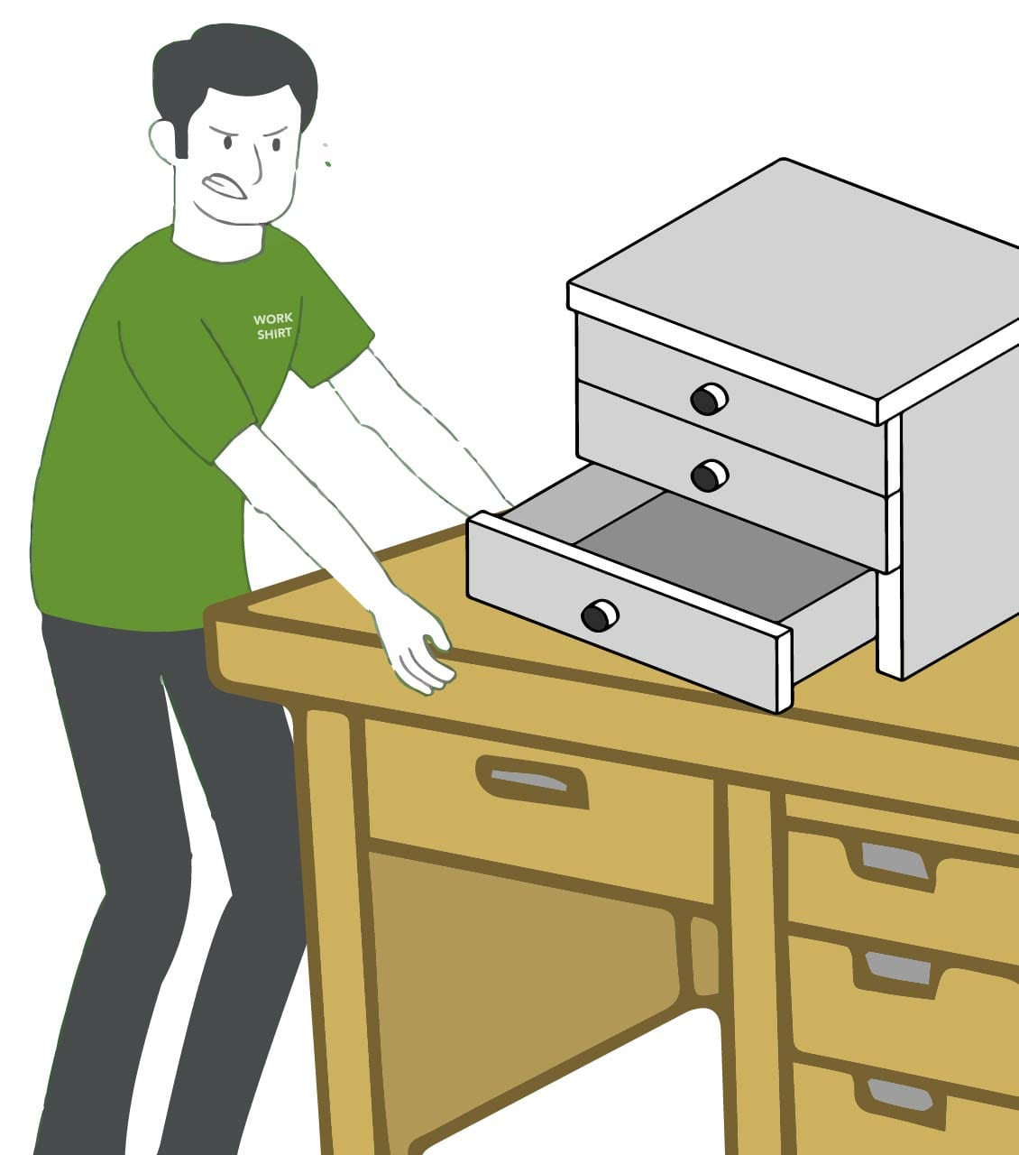 Hassle-free Miami desk Removal & Disposal Services