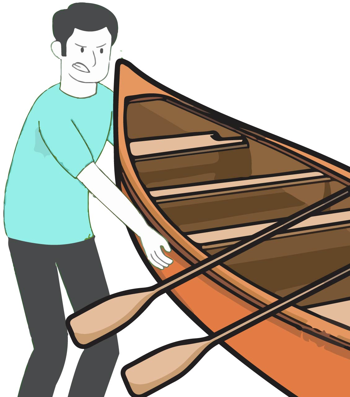 Canoe Removal & Disposal Services