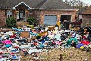 Eviction Clean Out Services