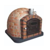 commercial brick pizza oven removal