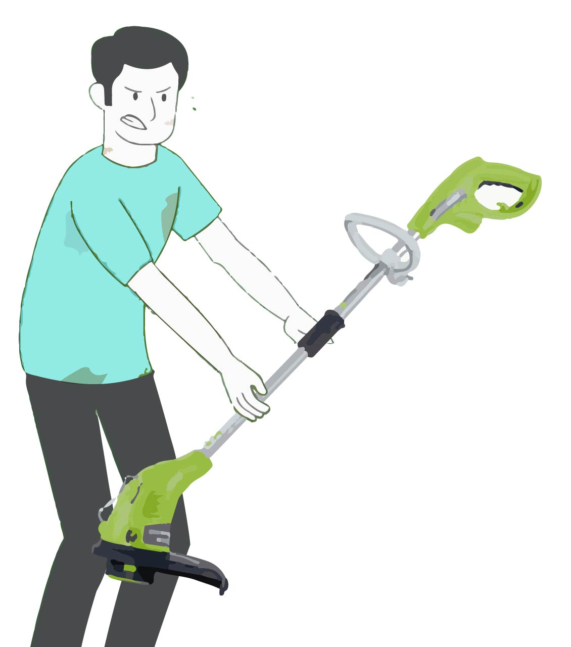 Weed Eater Removal & Weed Whacker Disposal Services