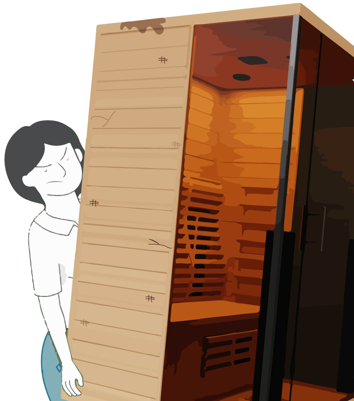 Sauna removal and disposal services