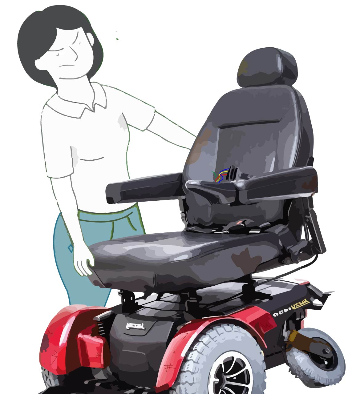 Wheelchair Removal Services