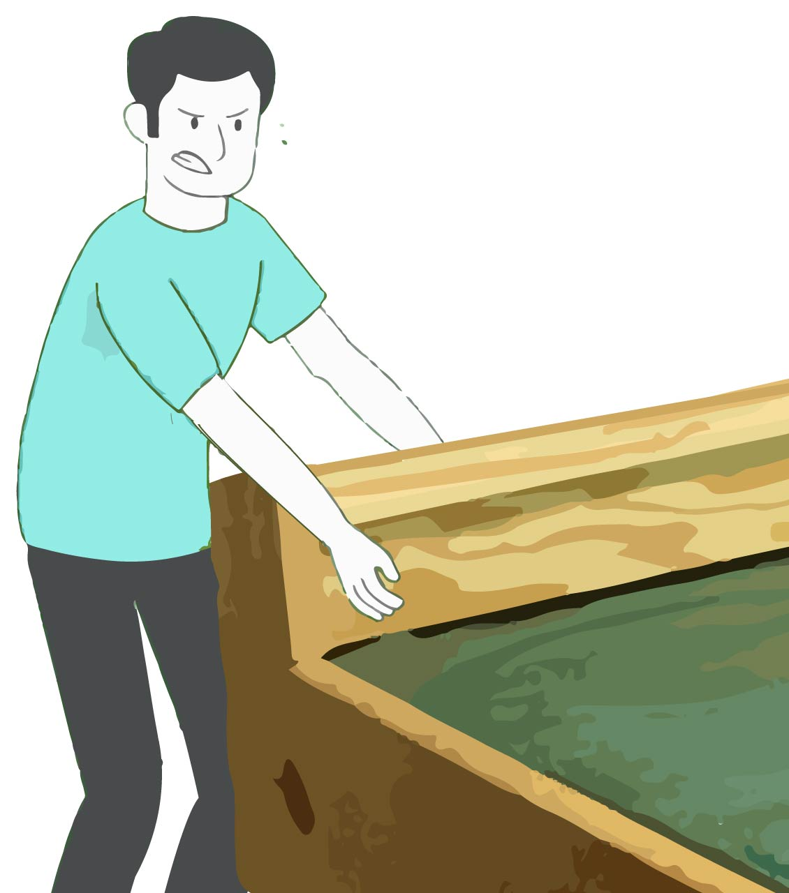 Waterbed disposal and removal services