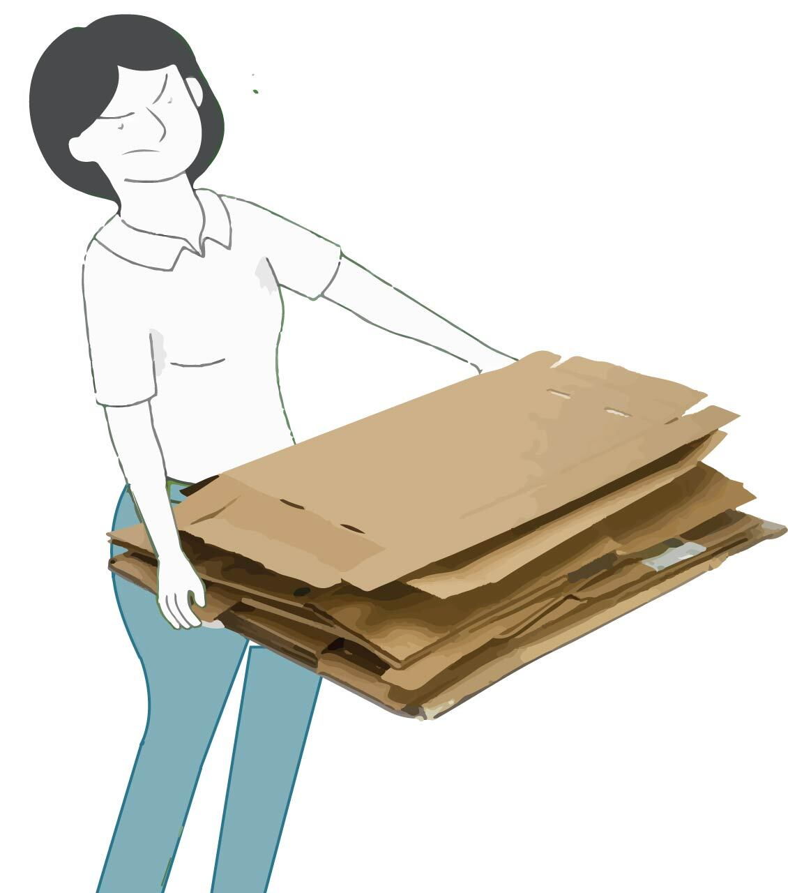 Easy Cardboard Disposal Services in Columbia SC