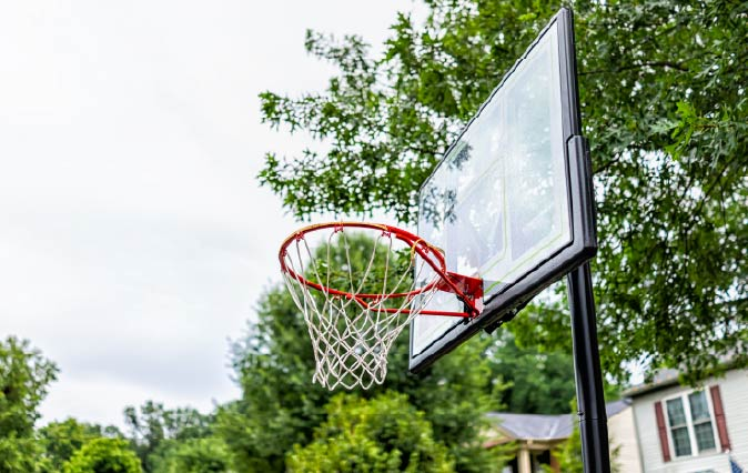 Basketball Goal Assembly Services