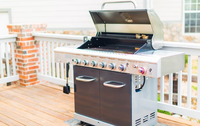 Gas Grill Assembly Services